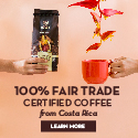 Get your 100% Fair Trade Certified Coffee from Costa Rica at Cafebritt.com!