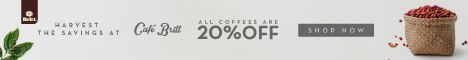 All coffee is on SALE! Take 20% OFF sitewide with code: COFFEEH *at checkout. Shop Now