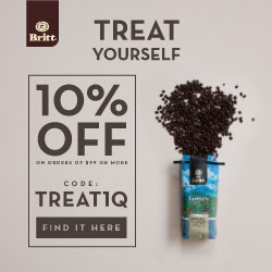 10% OFF on $99 or more code: TREAT1Q *at checkout