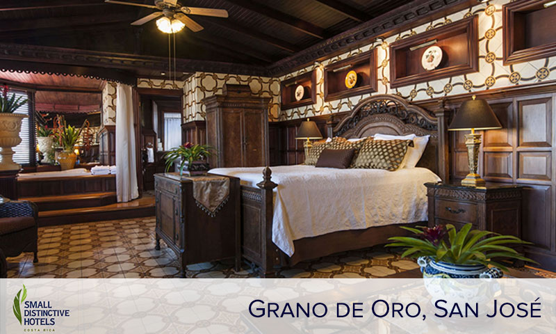 Hotel Grano de Oro: Member of Small Distinctive Hotels of Costa Rica