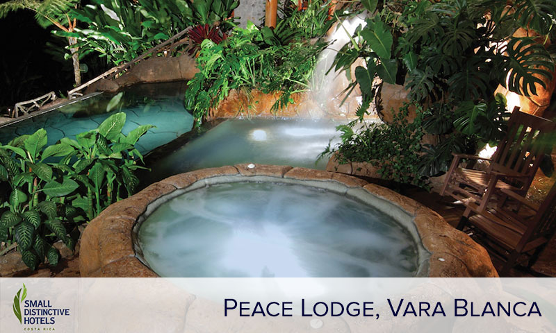 Peace Lodge: Member of Small Distinctive Hotels of Costa Rica
