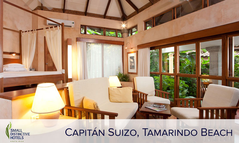 Hotel Capitán Suizo: Member of Small Distinctive Hotels of Costa Rica