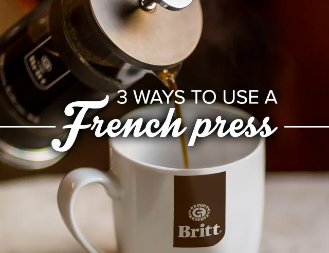 3 ways to use a french press