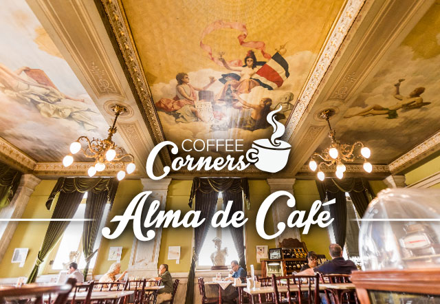 Alma de Cafe National Theater Coffee Shop