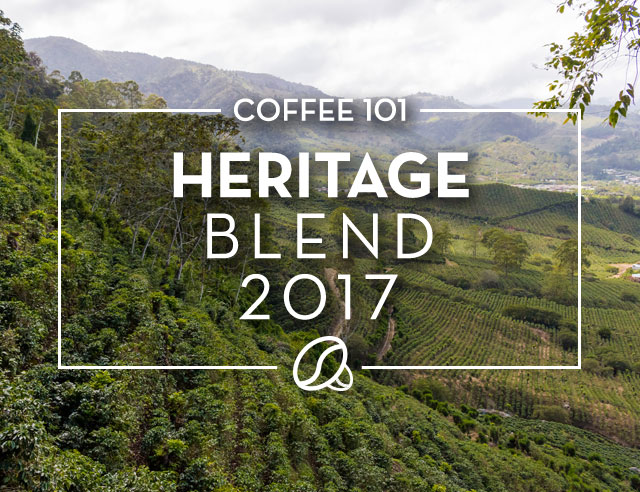 Heritage Blend: a legacy of excellence