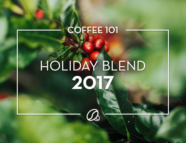 Holiday Blend 2017