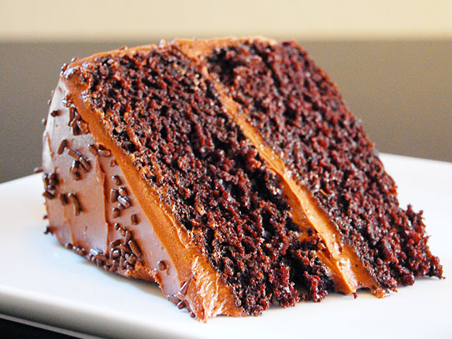 Coffee-Chocolate-Mascarpone-Cake