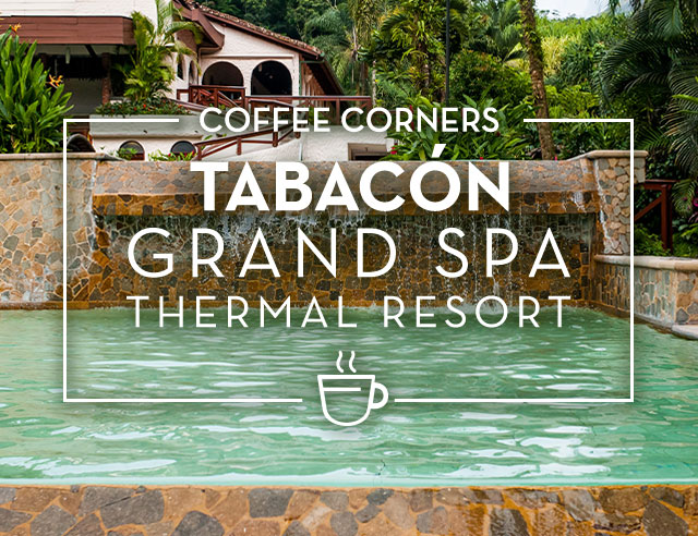 Tabacón Grand SPA Thermal Resort