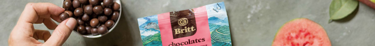 Britt gourmet chocolates