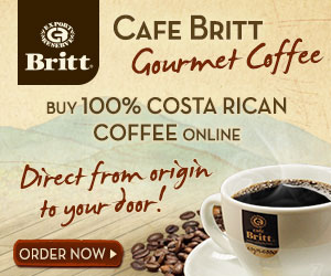 Cafe Britt