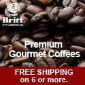 Cafe Britt: Free shipping on 10 bags. 125x 125. MSN