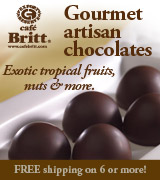 Cafe Britt Gourmet Chocolates