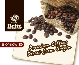 Cafe Britt Fair Trade Coffee