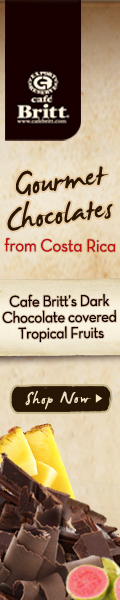 Gourmet Chocolates from Costa Rica 120x600