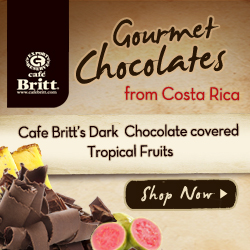 Gourmet Chocolates from Costa Rica 250x250