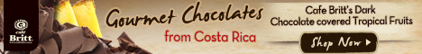 Gourmet Chocolates from Costa Rica 468x60