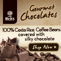 Chocolate Covered Coffee Beans 125x125