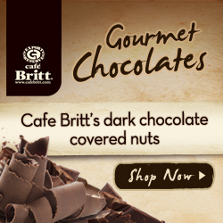 Gourmet Chocolate covered Nuts 250x250
