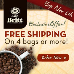 FREE Shipping on 4 bags or more 250x250
