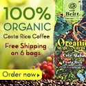 Organic Coffee from Costa Rica