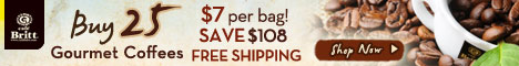 Over $48 OFF + Free Shipping on 25 bags