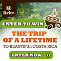 Win an all-expenses paid vacation to Costa Rica!
