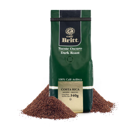 Costa Rican Dark Roast Ground