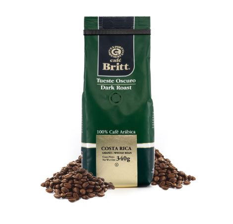 Costa Rican Dark Roast Whole Bean