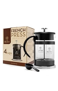 4 cup french press