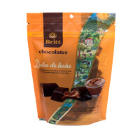 Dark Chocolate with Creamy Dulce de Leche Filling Bag (20 pieces)