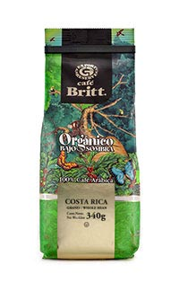 Cafe Britt's Premiun Gourmet Coffee Selection