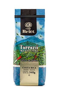 Costa Rican Tarrazu ground coffee