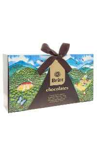 Britt chocolate pyramid mix box