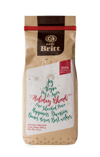Holiday Blend Medium Roast Ground