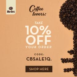 Britt Coffee Coupon