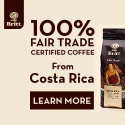 100% Fair Trade Certified Coffee From Costa Rica.Learn More.