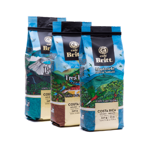 Single Origin Coffee bags