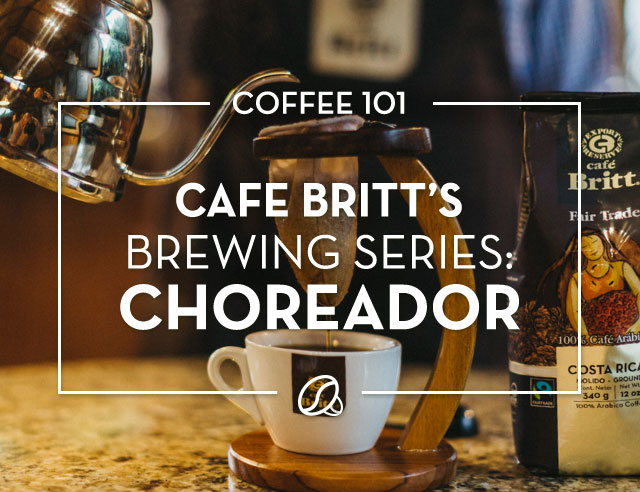 Brewing Series Chorreador