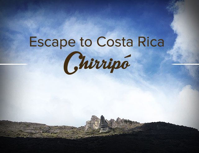 Escape to Costa Rica Chirripo