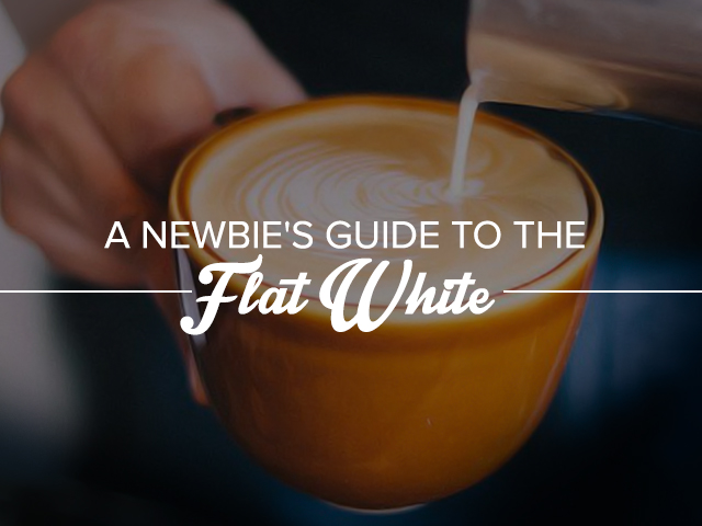 A Newbie's Guide to the Flat White
