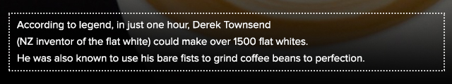 Infographic about Derek Townsend