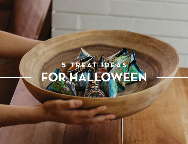 5 Treat Ideas for Halloween