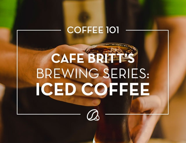 Brewing Series Iced Coffee