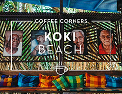 Coffee Corners: Koki Beach