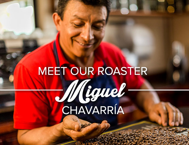 Meet Our Roaster Miguel Chavarria