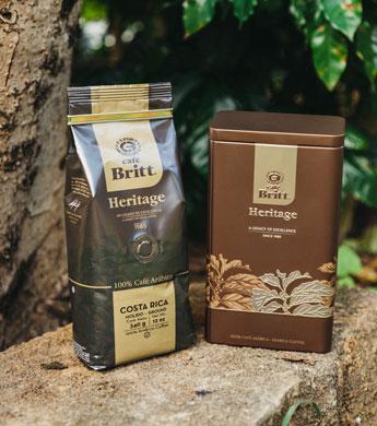 Café Britt Coffee | Delivering World Flavor