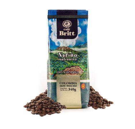 Colombian Narino Volcanico Coffee
