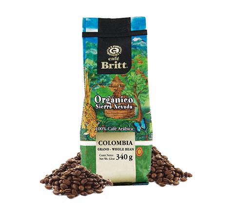 Colombian Organic Sierra Nevada Coffee