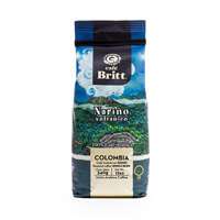 Colombian Narino ground coffee