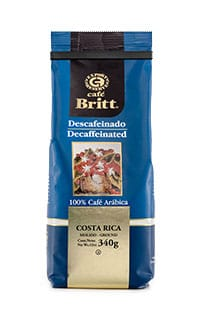 Costa Rican Decaffeinated Gourmet Coffee